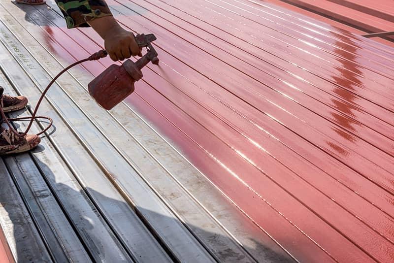 Elastomeric Roof Coatings - Commercial & Industrial Roofing Oregon